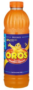 Brookes Oros Orange Squash