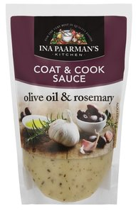 Ina Paarman's Coat & Cook Olive Oil & Rosemary