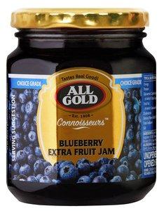 All Gold Connoisseurs Blueberry Extra Fruit Jam