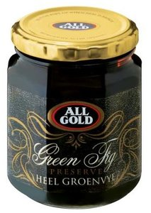 All Gold Connoisseurs Green Fig Preserve