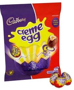 Cadbury Mini Creme Egg - (UK)