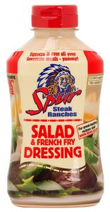 Spur Salad & French Fry Dressing - Squeeze