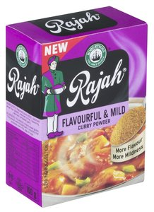 Rajah Flavourful & Mild Curry Powder