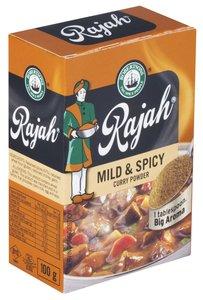 Rajah Mild & Spicy Curry Powder