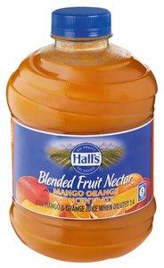 Hall's Mango & Orange Concentrate