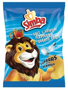 Simba Chips Salt & Vinegar