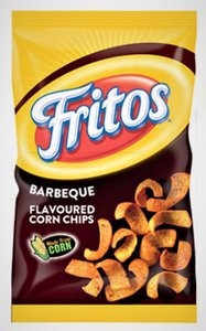 Simba Fritos BBQ