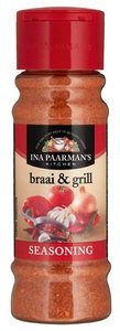 Ina Paarman's Braai & Grill Seasoning