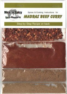 Nice 'n Spicy - Madras Beef Curry