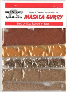 Nice 'n Spicy - Masala Curry