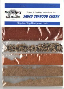 Nice 'n Spicy - Saucy Seafood Curry
