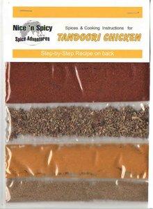 Nice 'n Spicy - Tandoori Chicken