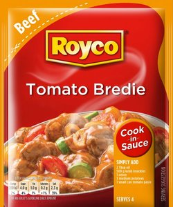 Royco Tomato Bredie Cook-in-Sauce