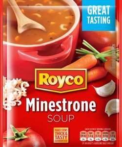 Royco Minestrone Soup