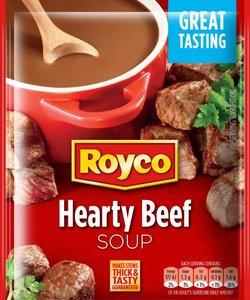 Royco Hearty Beef Soup