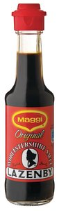 Maggi Lazenby Worcestershire Sauce