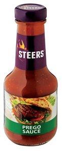 Steers Prego Sauce