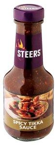Steers Spicy Tikka Sauce