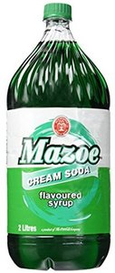 Schweppes Mazoe Cream Soda Flavour - (Zim)