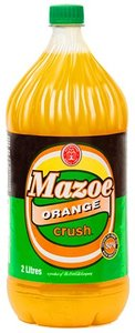 Schweppes Mazoe Orange Crush - (Zim)