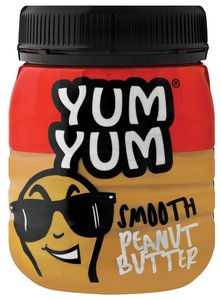 Yum Yum Smooth Peanut Butter