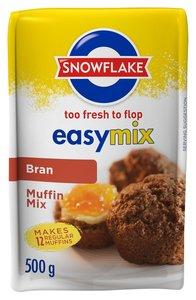 Snowflake EasyMix Bran Muffin