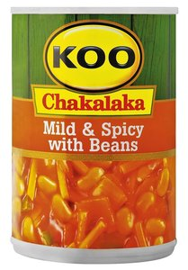 Koo Chakalaka with Beans