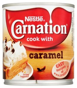 Nestlé Carnation Caramel - (UK)