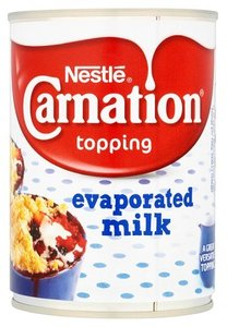 Nestlé Carnation Evaporated Milk - (UK)