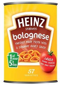 Heinz Spaghetti Bolognese - (UK)
