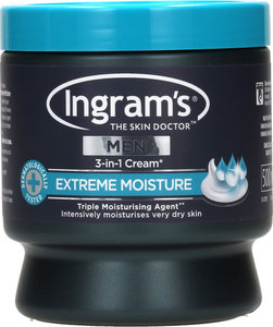 Ingram's Cream for Men Extreme Moisture