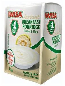Iwisa Instant Breakfast Porridge - Protein & Fibre