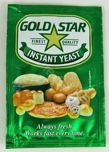 Gold Star Instant Yeast