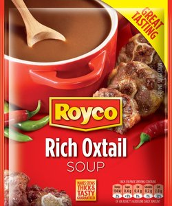 Royco Rich Oxtail Soup