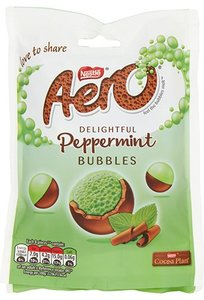 Nestlé Aero Peppermint Bubbles - (UK)