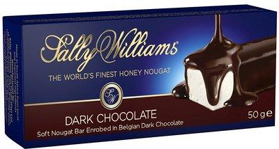 Sally Williams Dark Chocolate Coated Nougat