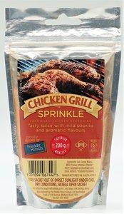 Freddy Hirsch Chicken Grill Sprinkle