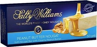 Sally Williams Peanut Butter Nougat Bar