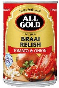 All Gold Braai Relish