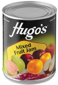 Hugo's Mixed Fruit Jam