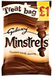 Galaxy Minstrels - (UK)