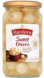 Baxters Sweet Onions - (UK)