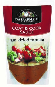Ina Paarman's Coat & Cook Sun-Dried Tomato