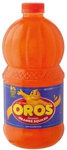 Brookes Oros Orange Squash - Limited 4 per order