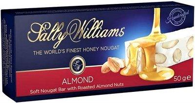 Sally Williams Almond Nougat Bar