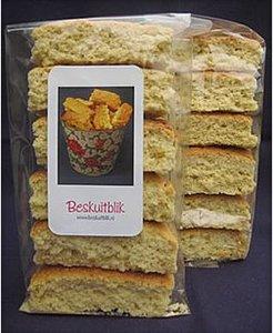 Beskuitblik Karingmelk - For collection only