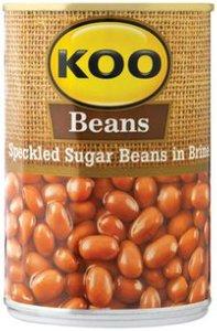 Koo Sugar Beans in Brine