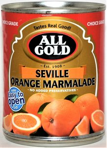 All Gold Seville Orange Marmalade