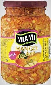 Miami Mango Atchar Garlic