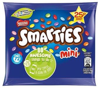 Nestlé Smarties Minis